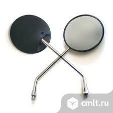 Зеркала с регулировкой жёсткости вращения.