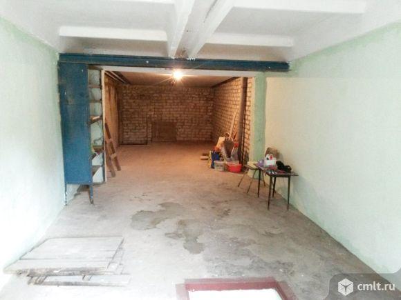 Капитальный гараж 35 кв. м