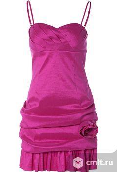 Платье для выпускного вечера женское, р. 40-42, 500 р. Фото 1.