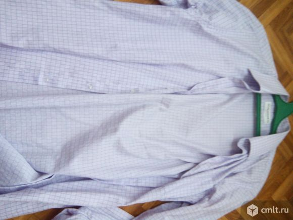 Рубашка длинный рукав. Фото 1.