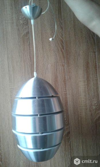 Светильник одноламповый подвесной