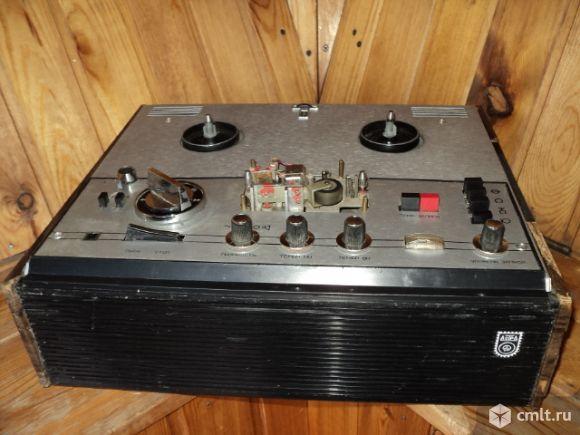 Магнитофон катушечный Астра-207