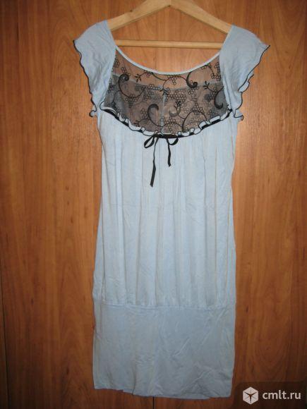 Летнее платье. Фото 1.