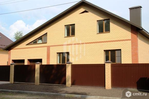 Дом 520 кв.м