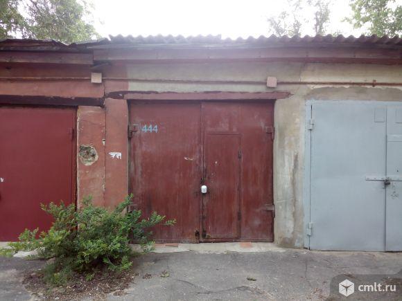 Капитальный гараж 16,4 кв. м. Фото 1.