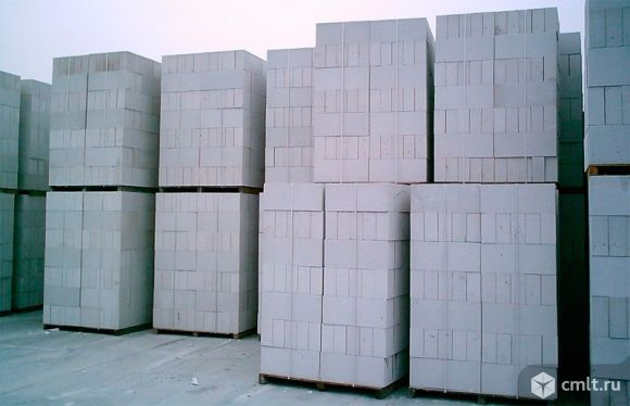 Блоки газосиликатные, ФБС, кирпич рядовой, 6 р./шт., облицовочный, огнеупорный, цветной. Цемент. Доставка краном-манипулятором. Без посредников.