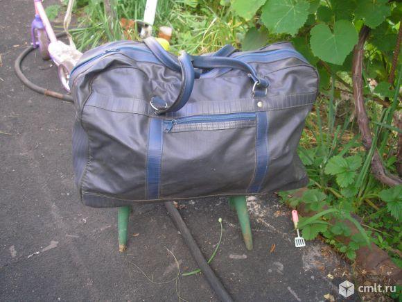 Большая - сумка. Фото 1.