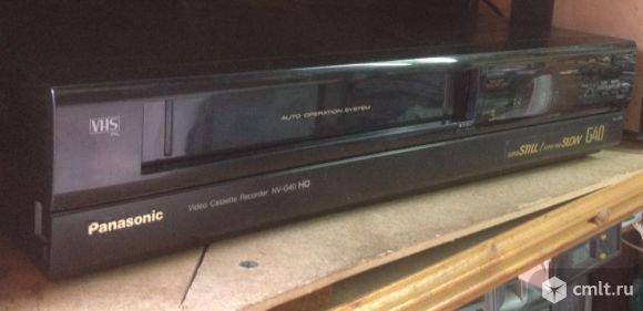 Видеомагнитофон Panasonic J40