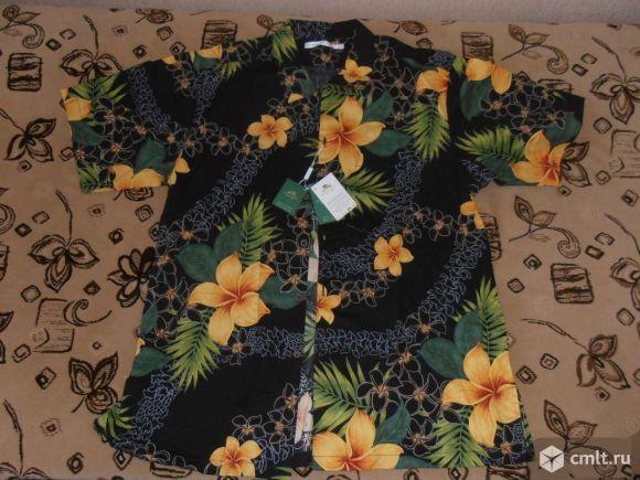 Продам новую Гавайскаю рубашку. Фото 1.