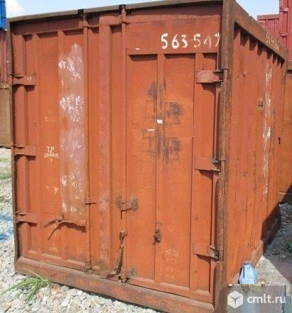 Продам контейнер 5 тонн б\у