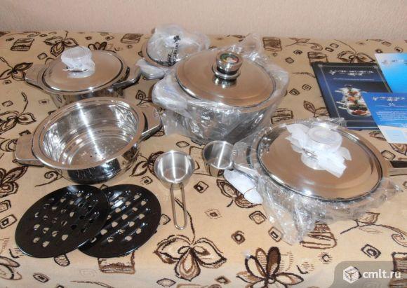 Продам новый набор посуды Zepter