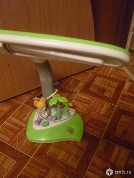 Детская настольная лампа