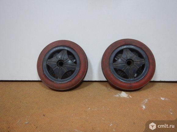 Колесо диаметр 120 мм.Два за 50 р