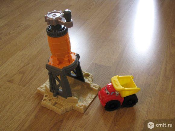 """Play-Doh """"Гравийный завод"""" Строительный игровой набор"""