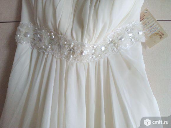 Продам выпускное (свадебное) платье. Фото 3.
