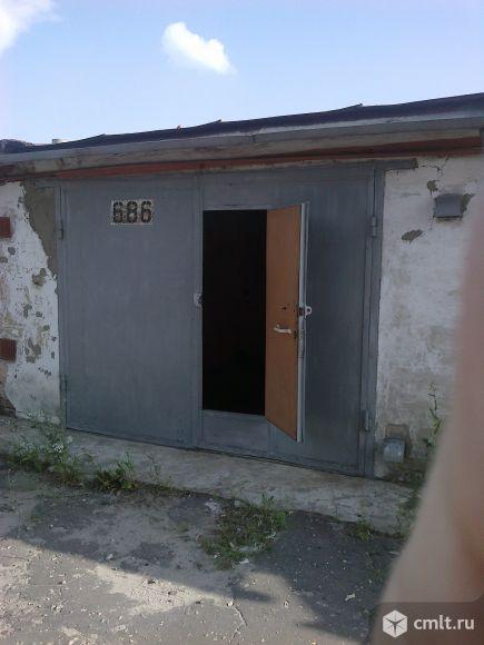 Капитальный гараж 29,2 кв. м Вихрь
