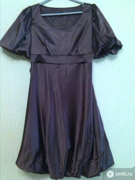 Блузка шоколадного цвета в Воронеже