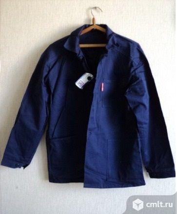 Куртка от спецовки р-р. 48-50. Фото 1.