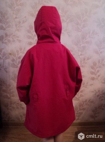 Куртка плащ на ребенка 5-7 лет
