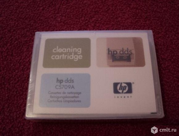 Картридж чистящий HP C5709. Фото 1.