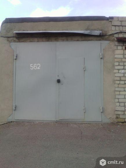 Капитальный гараж 24 кв. м Гигант. Фото 1.