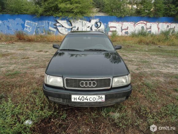 Audi 100 - 1992 г. в.. Фото 1.