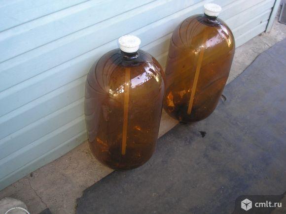 Бутыли для вина 30л.. Фото 1.