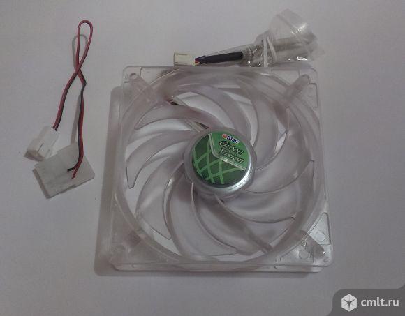 Вентилятор Case Fan Titan 120x120x25mm. Фото 1.