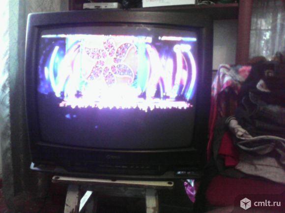 Телевизор кинескопный цв. Funai tv-140. Фото 1.
