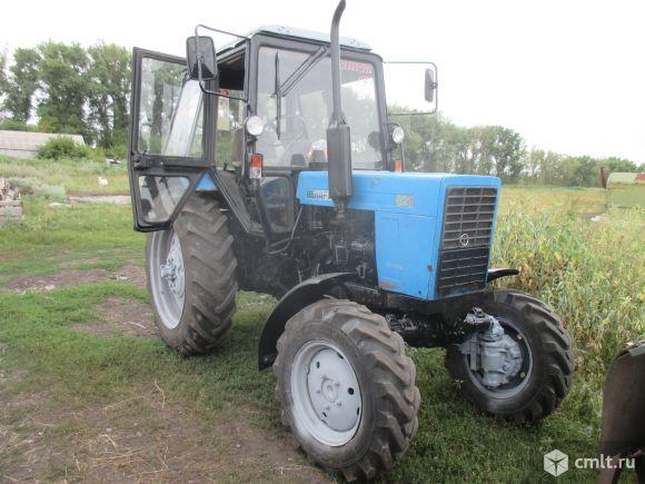 Продаю трактор МТЗ 82 2001 г.в. в хорошем состоянии б/у в.