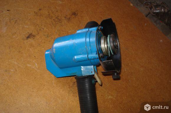 Зачистная шлиф машина ип-2003 ф-125мм круга.