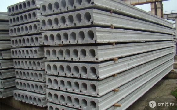 Железобетонные изделия: плиты ПК, блоки ФБС-3, 4, 5, 6, перемычки, прогоны.