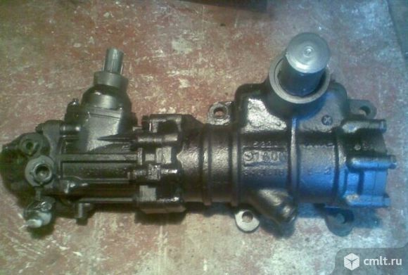 Гур камаз 5320 гидроусилитель рулевой механизм. Фото 1.