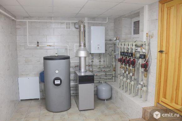 ООО ВГК Сервис выполнит монтаж систем отопления, котлов. Фото 1.