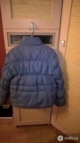 """Куртка-пуховик """"Emotion Lady"""". Фото 3."""