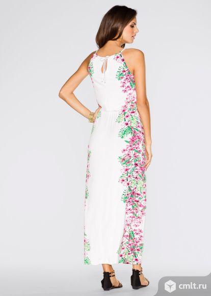 Платье новое летнее maxi