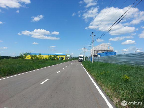 Промземли в Воронежской области с инженерной инфраструктурой