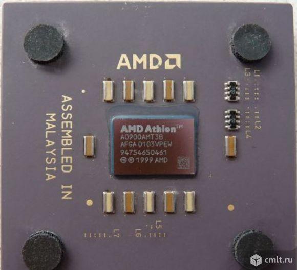 AMD Athlon A0900AMT3B. Фото 1.