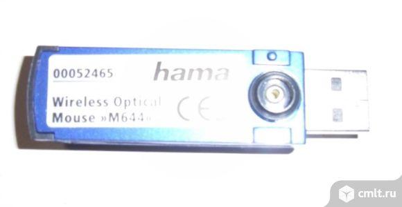 """Приемник hama """"m644"""" usb для мыши"""
