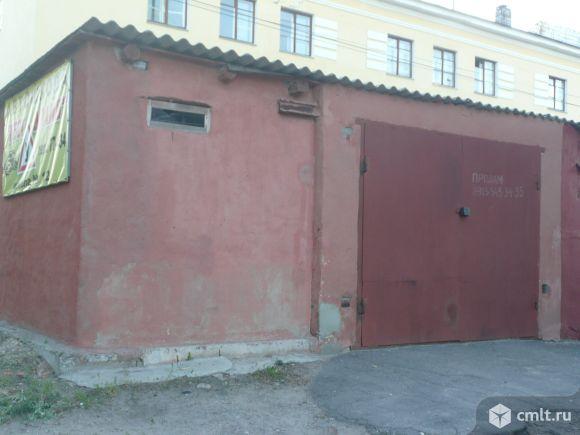 Капитальный гараж 34,8 кв. м