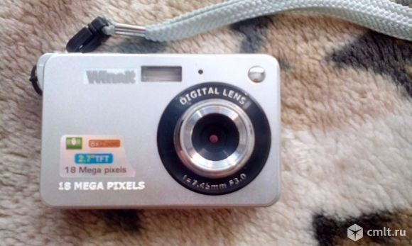 Фотоаппарат цифровой Winait. Фото 1.