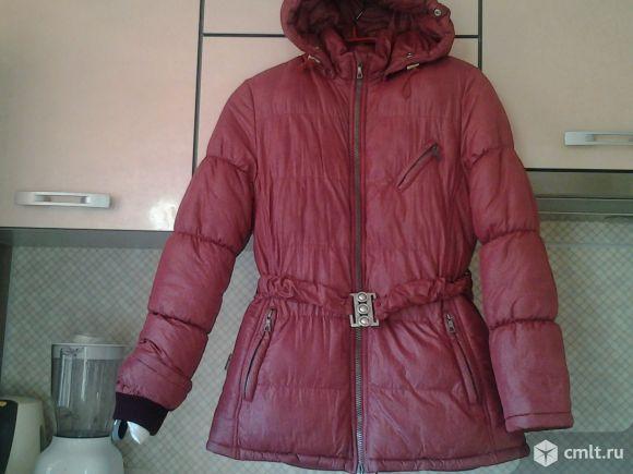 Куртка пуховик. Фото 1.