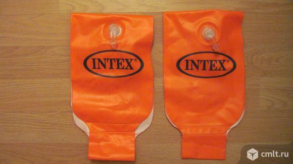 Нарукавники для плавания детские новые, 1 пара