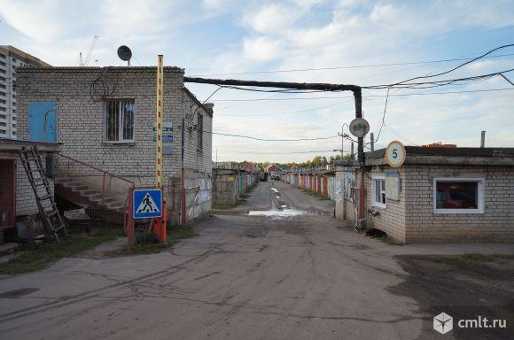 Ломоносова ул., №116/16, Опытник ГСК: капитальный гараж. Фото 1.
