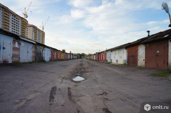 Ломоносова ул., №116/16, Опытник ГСК: капитальный гараж. Фото 8.