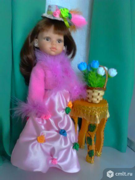 кукольное платье с бао . 850 р.