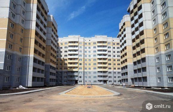 1-комнатная квартира. ЖК Южный Новая Усмань, Раздольная д.1 (Полевая 44а - 1 очередь). Осталось всего несколько квартир.