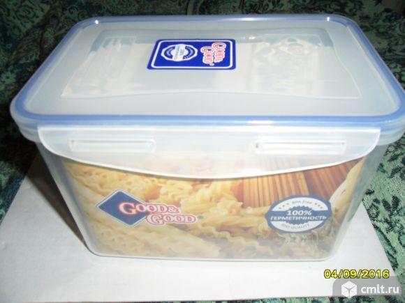 Пищевой герметичный контейнер 2,2л