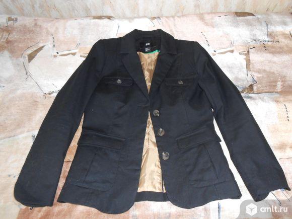 Пиджак H&M новый р-р 42. Фото 1.