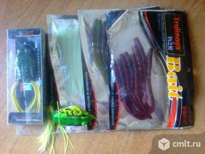 Приманки для рыбалки